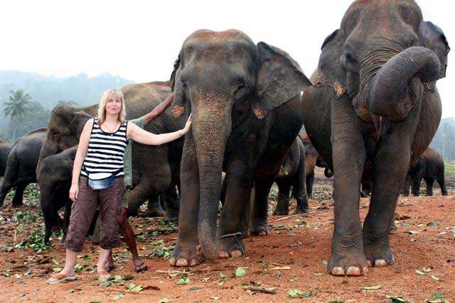 Polonnaruwa Lanka Travels www.ferien.lk