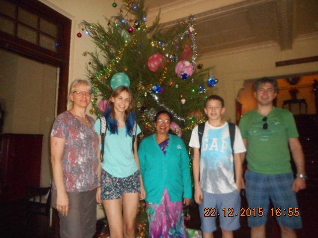 Herzlich willkommen im schönen Insel Sri Lanka!