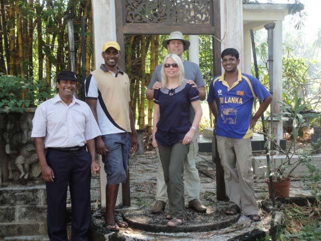 Sri Lanka Familien Reisen