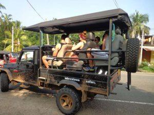 Willkommen bei Backpacker Torus Sri Lanka