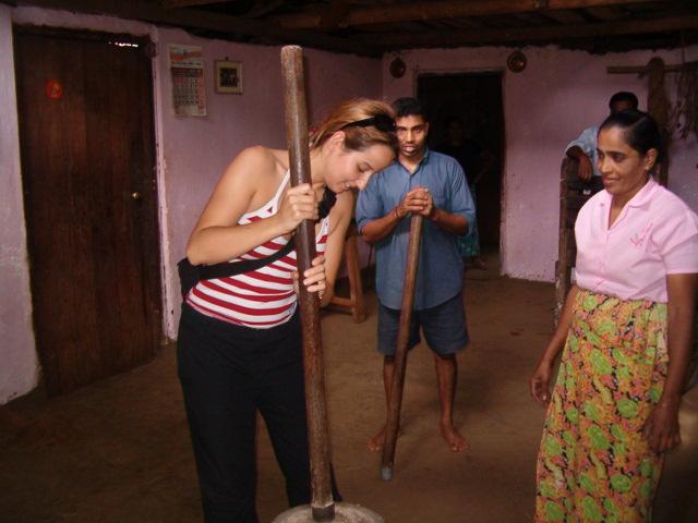 Sri Lanka  Reise mit Baby www.ferien.lk