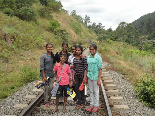 Sri Lanka itineraryWorld, end Kandy www.ferien.lk