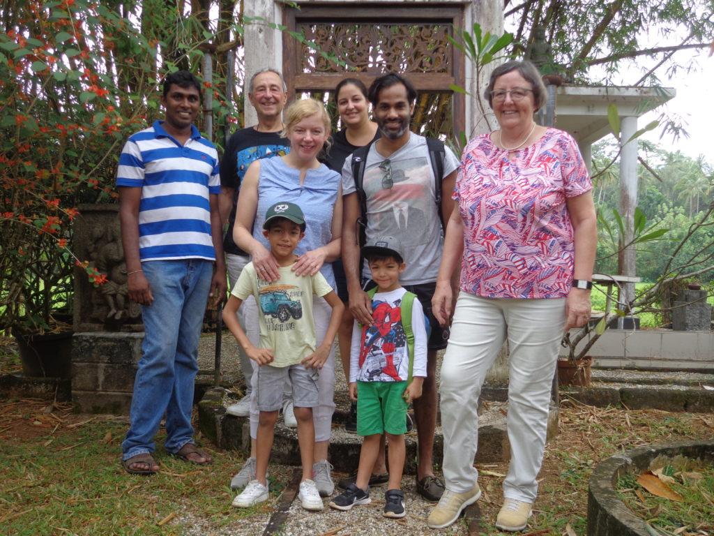 Sri Lanka itineraryJeep Safari, Kandy www.ferien.lk