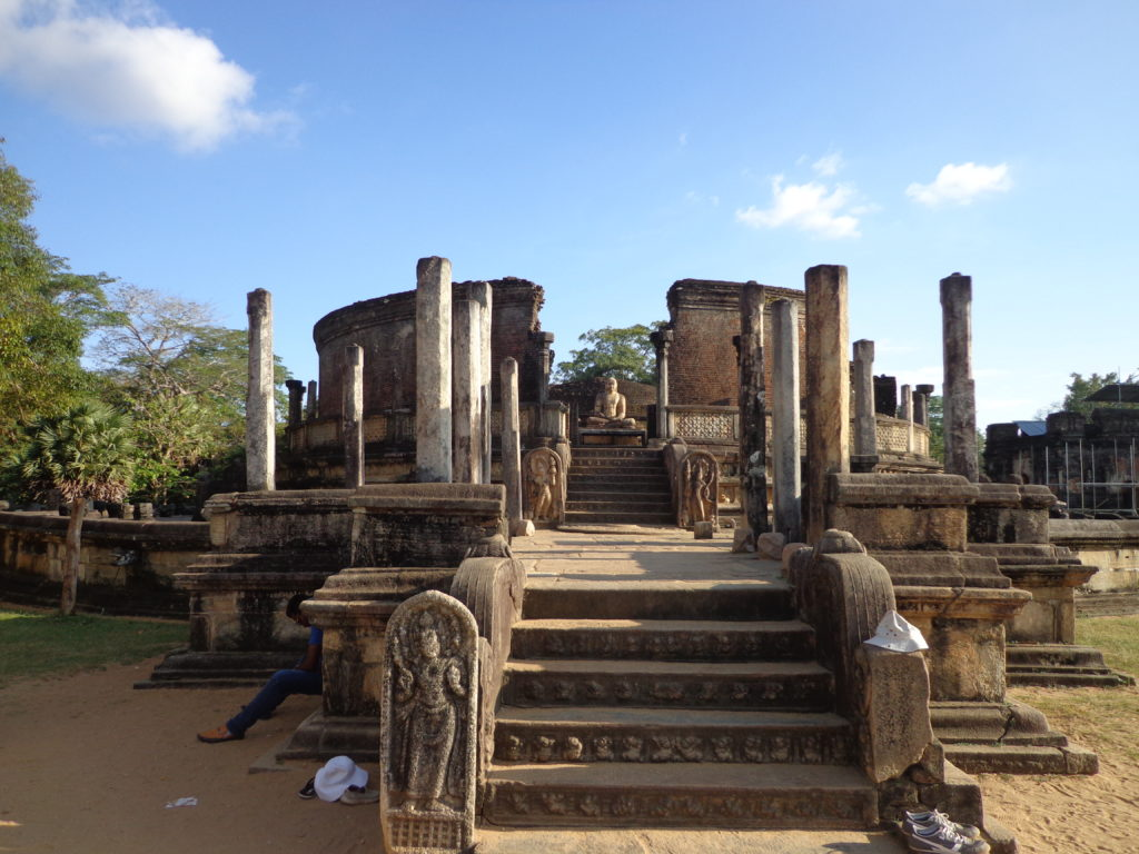 Sigiriya Anuradhapura, Polonnaruwa   Sri Lanka Reise  Erfahrungen  über 25 jahren www.ferien.lk