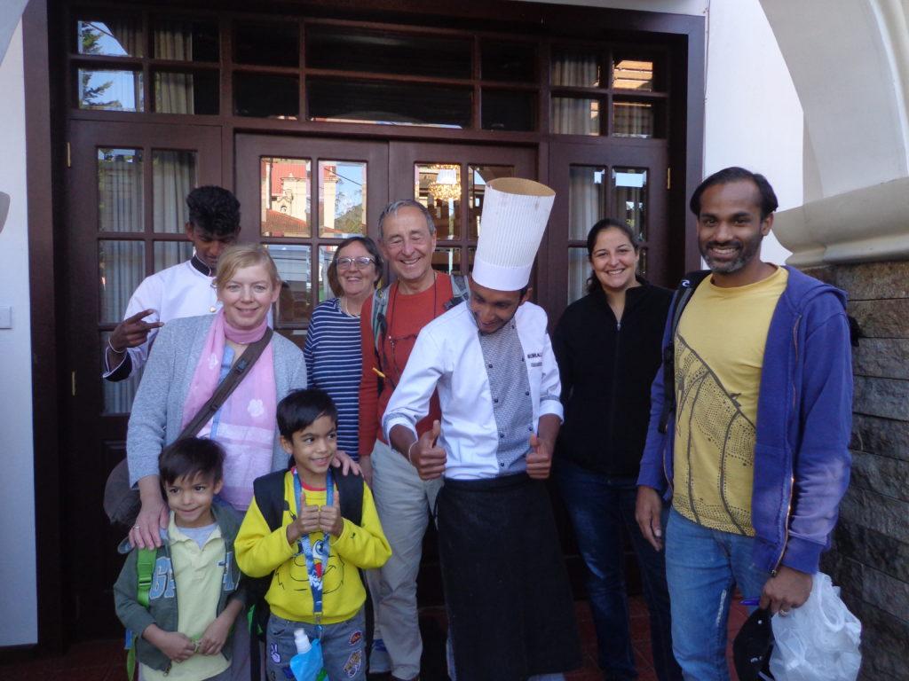 Sri Lanka itinerary Hikkaduwa, Kandy www.ferien.lk